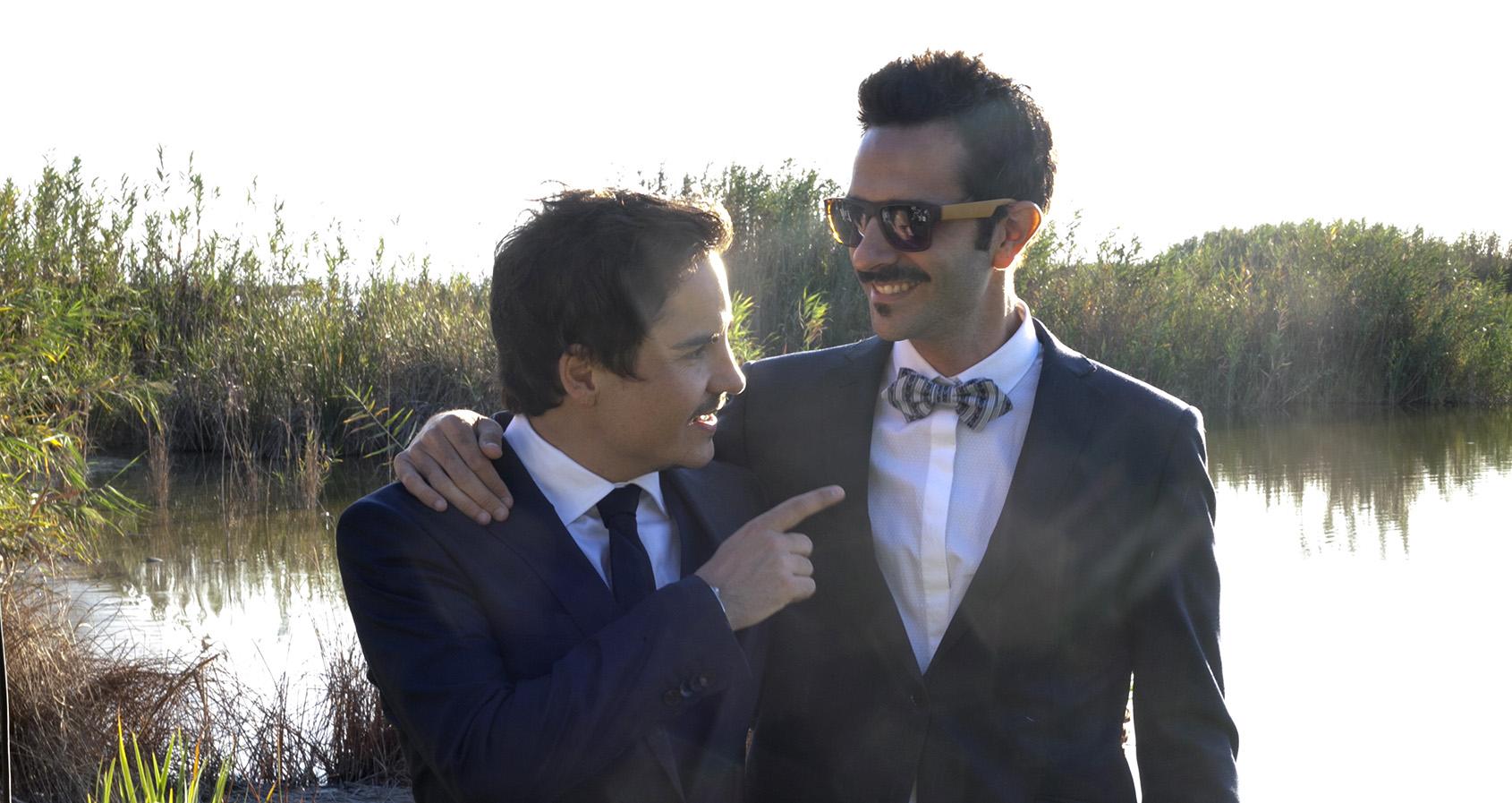 Pablo Gil & Jaime Bartolomé